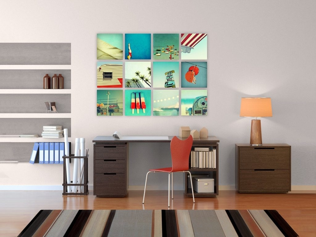 Mid Century Modern Wall Decor Ideas Images On Wall Art Display Ideas Inside Most Popular Mid Century Wall Art (View 9 of 20)