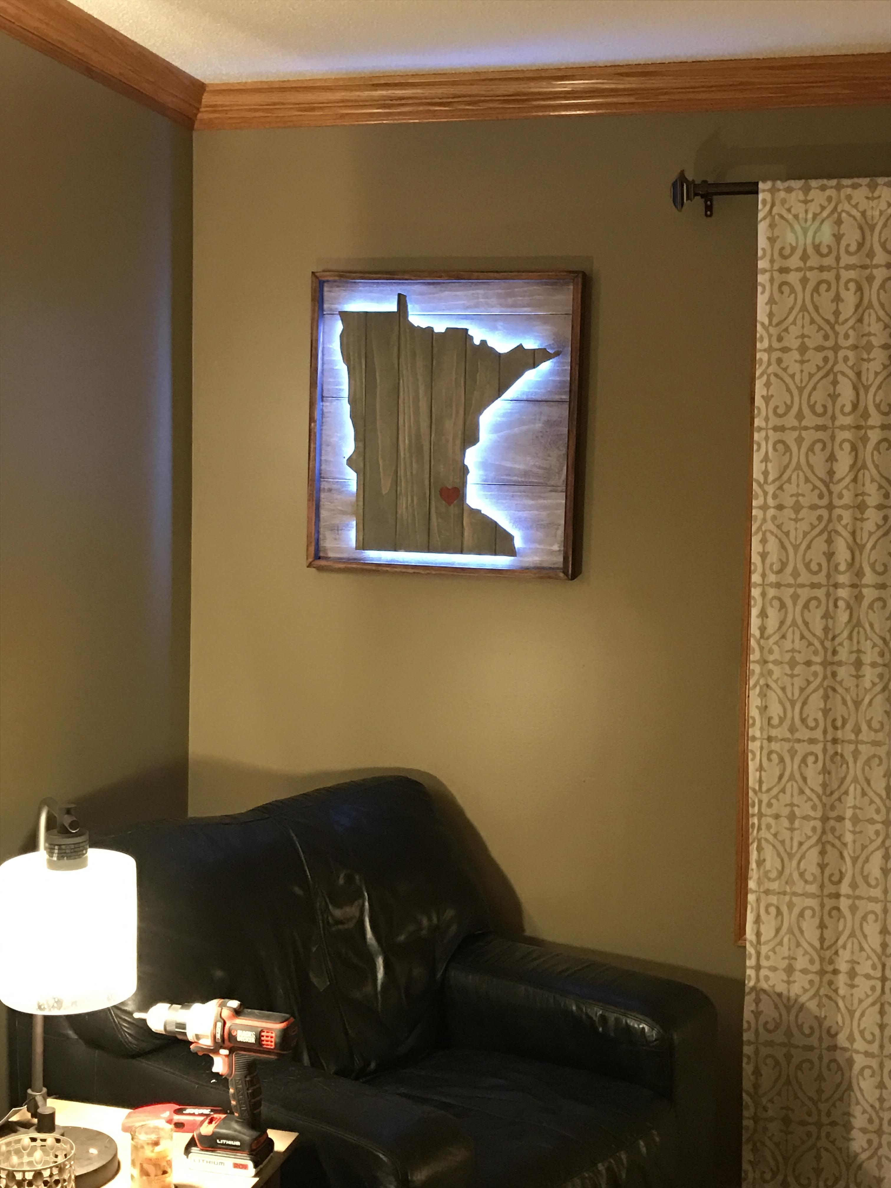 Minnesota Led Wall Art – Album On Imgur Within Most Popular Led Wall Art (Gallery 18 of 20)