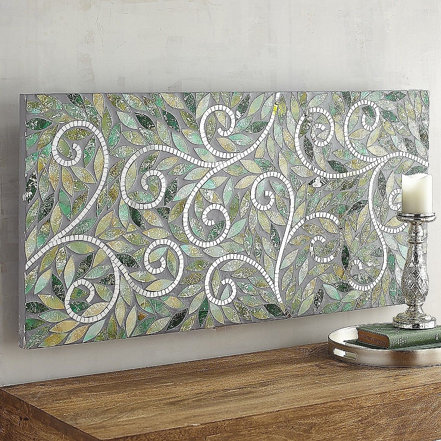 Mirror Mosaic Wall Art – Mirror Ideas Intended For Most Popular Mirror Mosaic Wall Art (View 14 of 20)