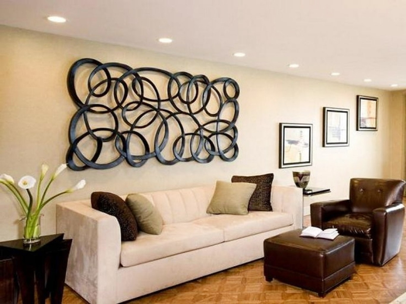 Modern Traditional Living Room Murando Wall Art The Range Wall Art Within Current Wall Art Cheap (View 18 of 20)