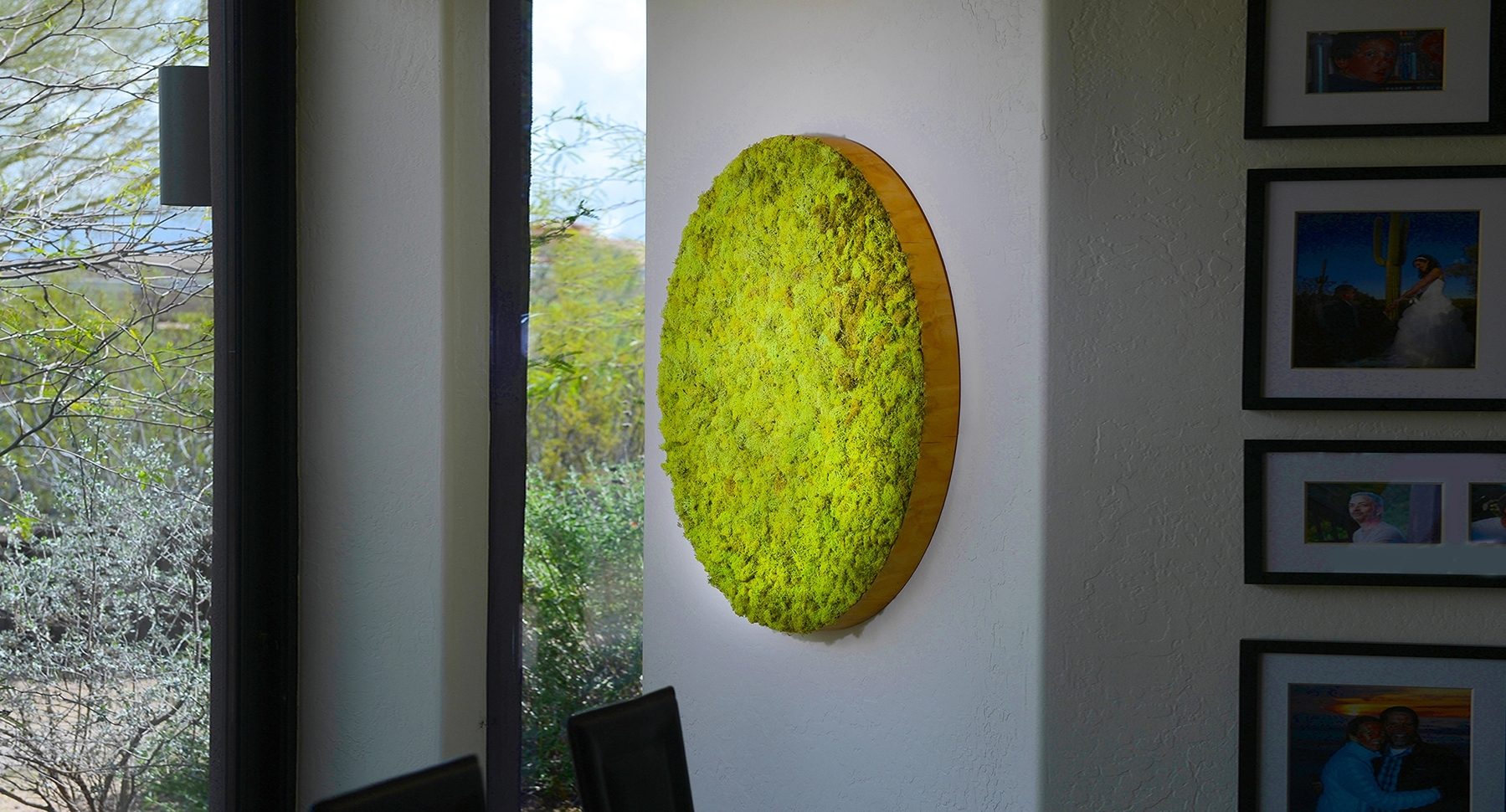 Mosswallart Pieces For Sale Online – Best Living Artwork For Home With Regard To Most Popular Moss Wall Art (View 7 of 20)