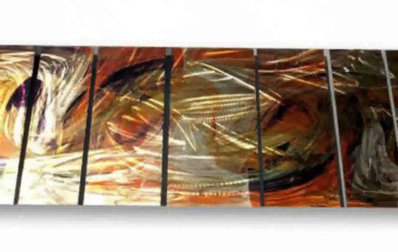 Multi Panel Wall Art – Youtube In Best And Newest Multi Panel Wall Art (View 9 of 15)