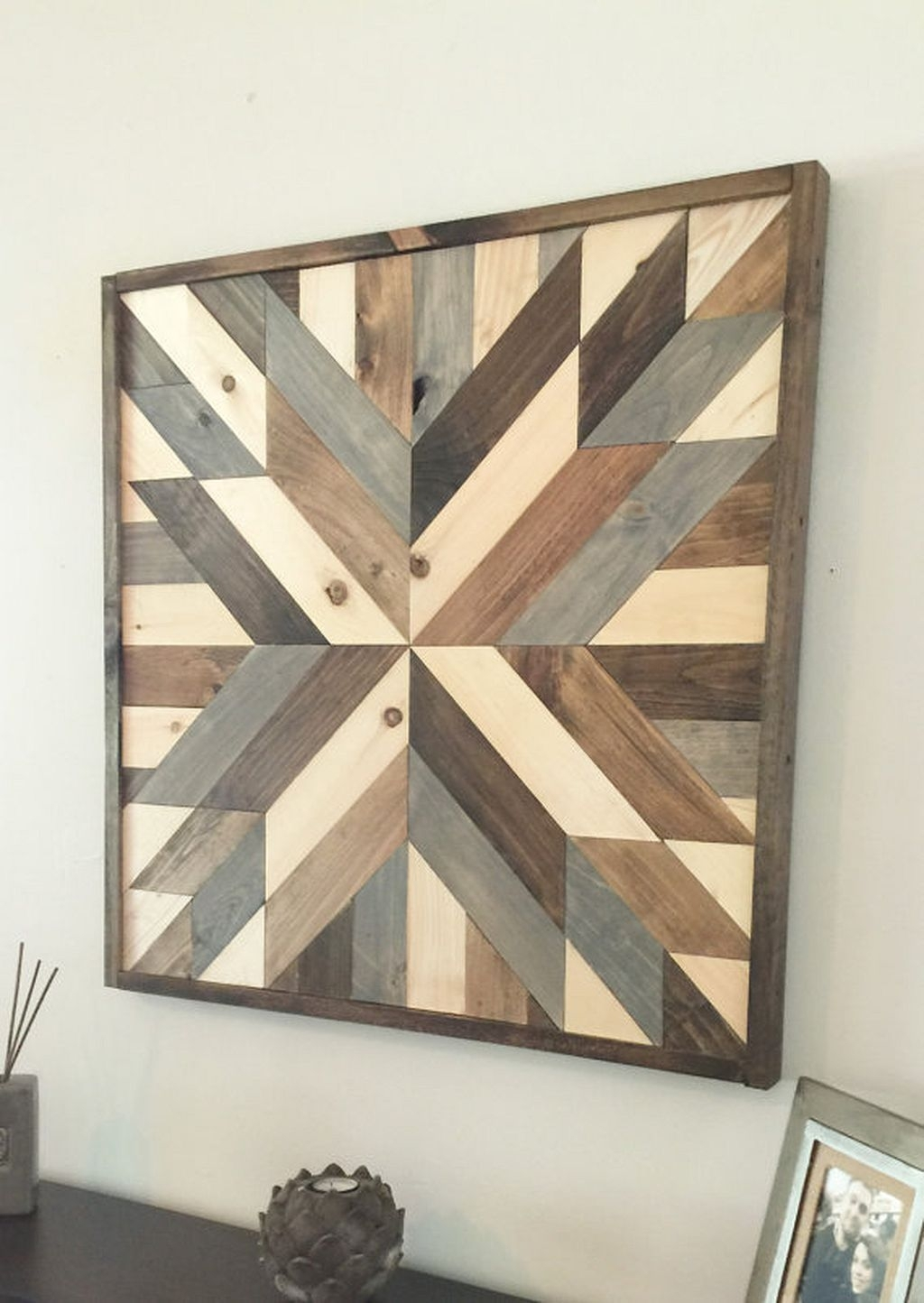 Nice 50+ Rustic Wall Decor Ideas Https://architecturemagz/50 Inside Most Recently Released Rustic Wall Art (View 9 of 15)