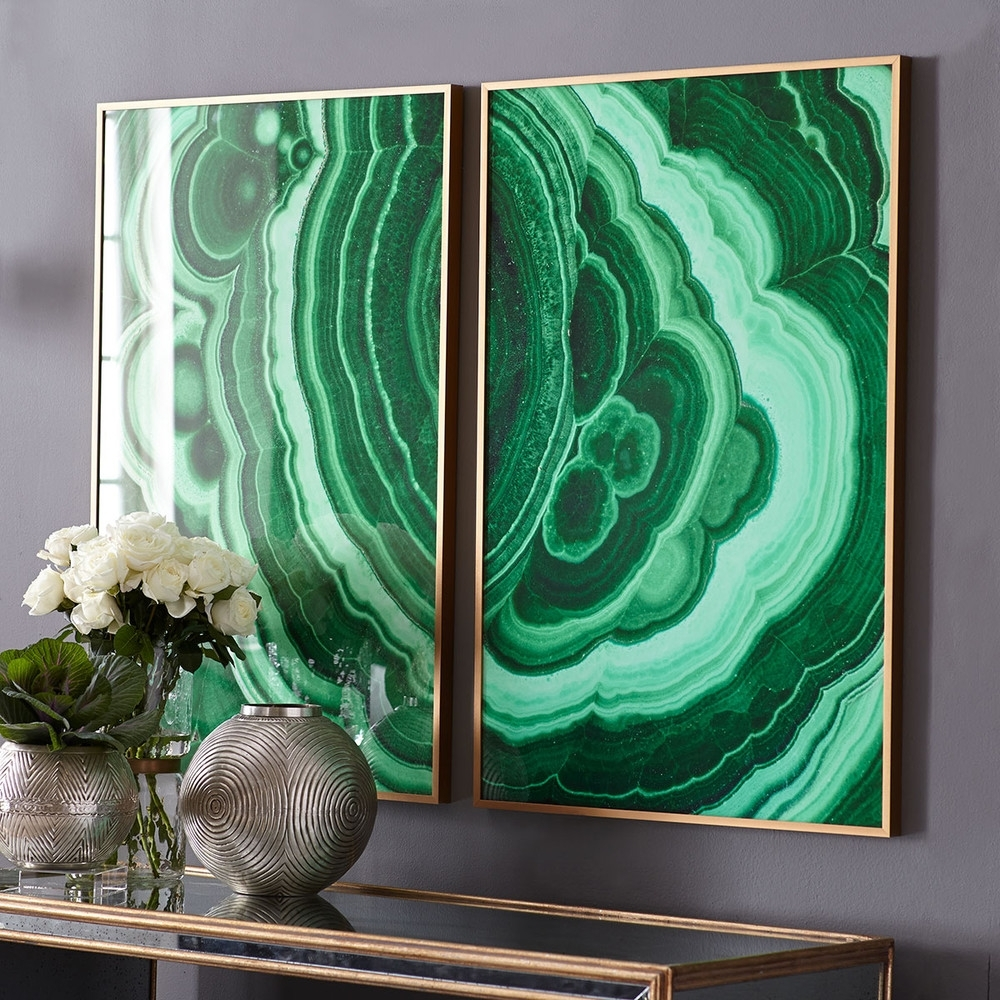 Nice Agate Wall Art : Andrews Living Arts – How To Arrange Agate Inside Most Popular Agate Wall Art (View 15 of 20)