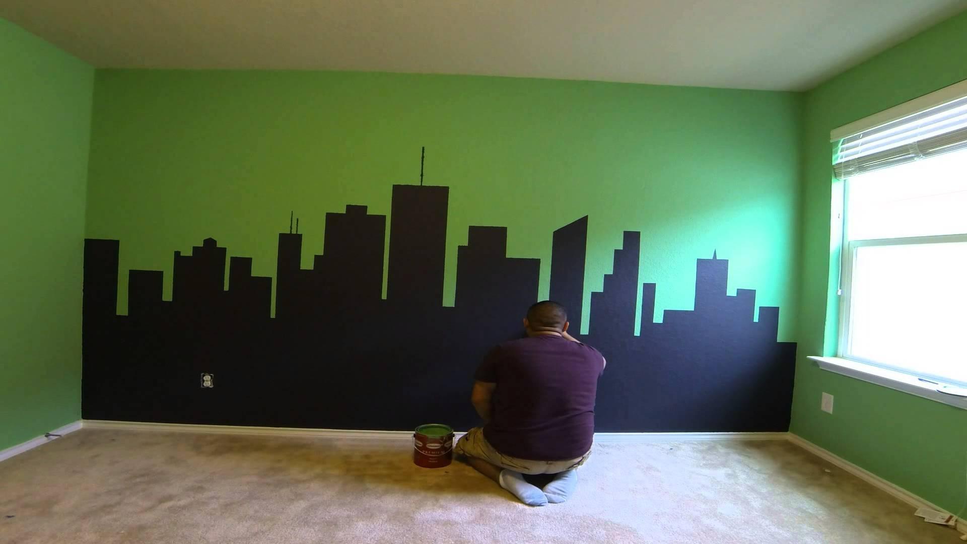 Ninja Turtle Bedroom – Youtube In 2018 Ninja Turtle Wall Art (View 12 of 20)