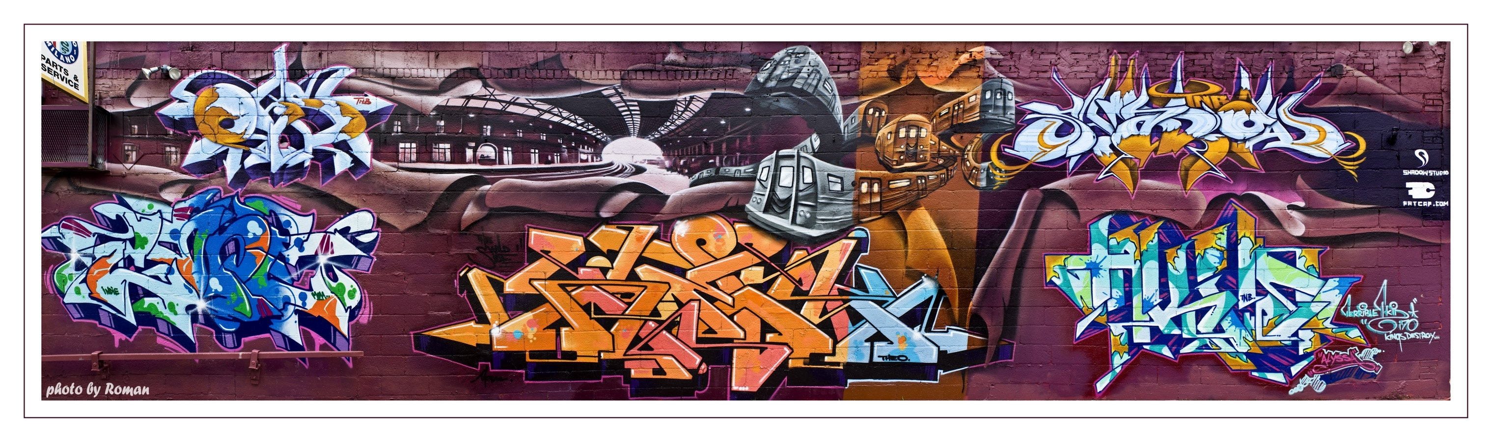 Nyc Wall #1 – Covering – Street Art And Graffiti | Fatcap Pertaining To Newest Nyc Wall Art (View 12 of 20)