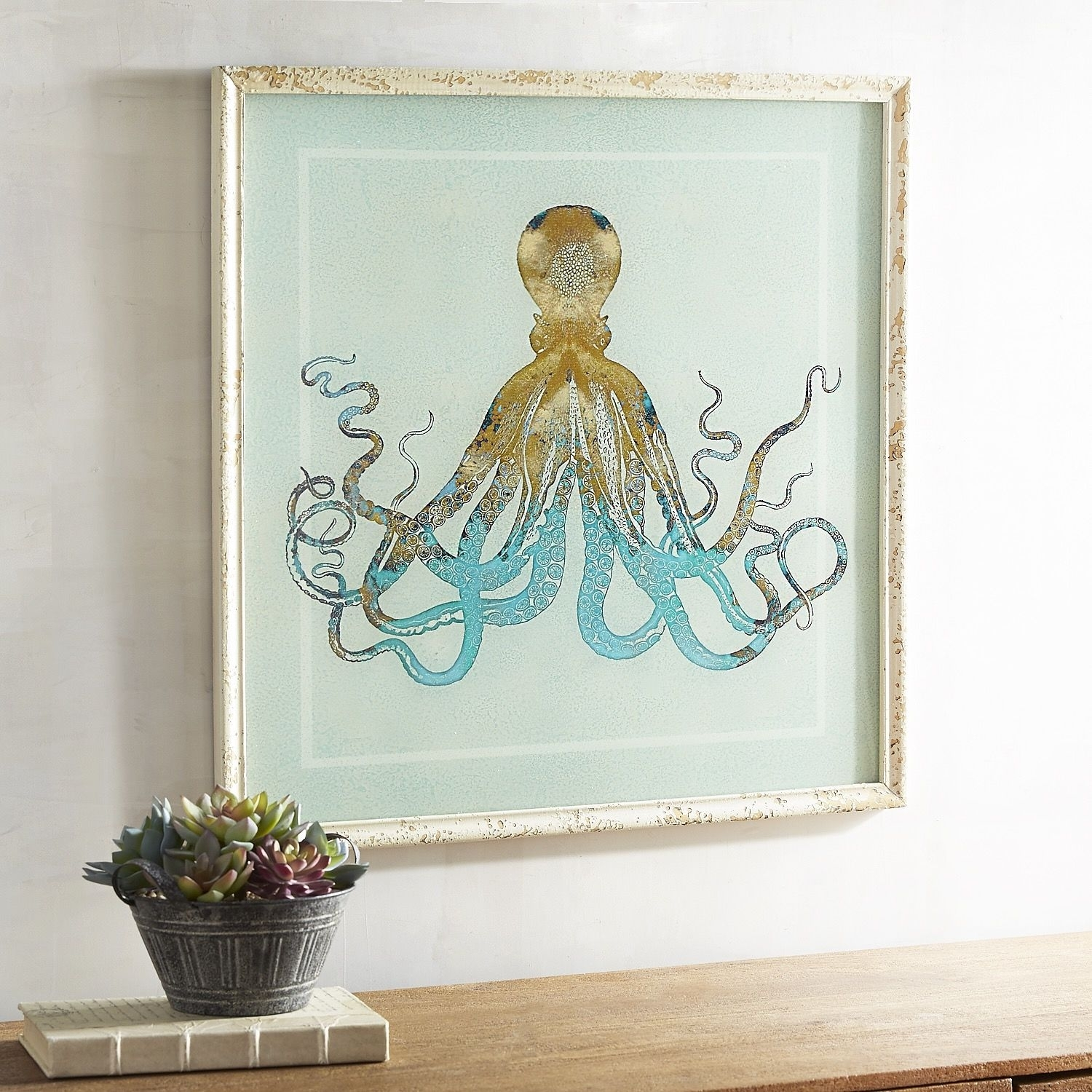 Octopus Wall Art Pier 1 Imports, Pier 1 Wall Art – Swinki Morskie With Latest Pier 1 Wall Art (Gallery 9 of 20)
