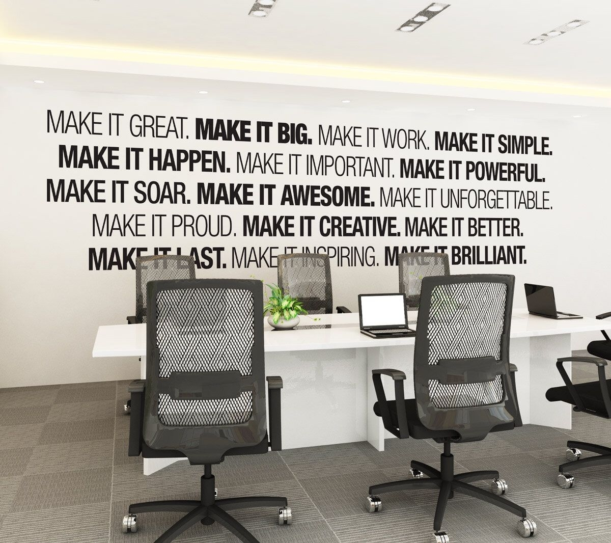 Office Wall Art – Corporate – Office Supplies – Office Decor For 2017 Office Wall Art (View 8 of 15)