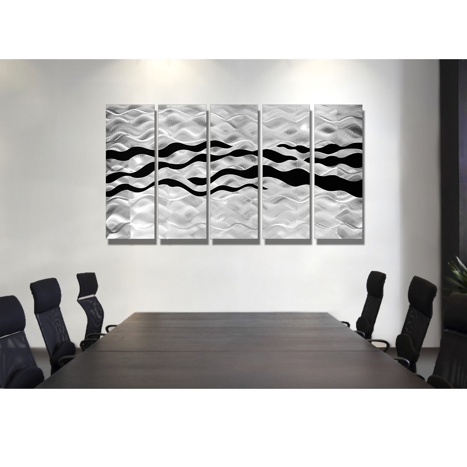 Featured Photo of Black Wall Art