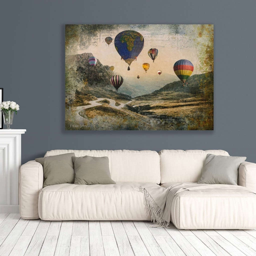 Order Your Custom Canvas Prints Online Today | Artisanhd For Current Wall Art Prints (View 17 of 20)