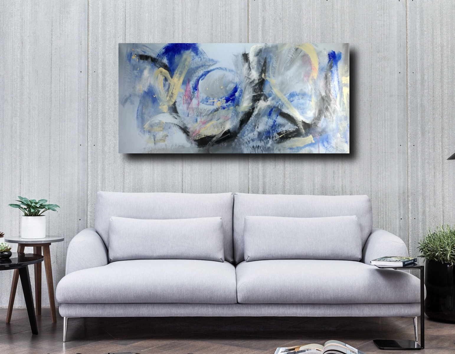 Original Wall Art Paintings 120x60 With Current Wall Art Paintings (View 17 of 20)