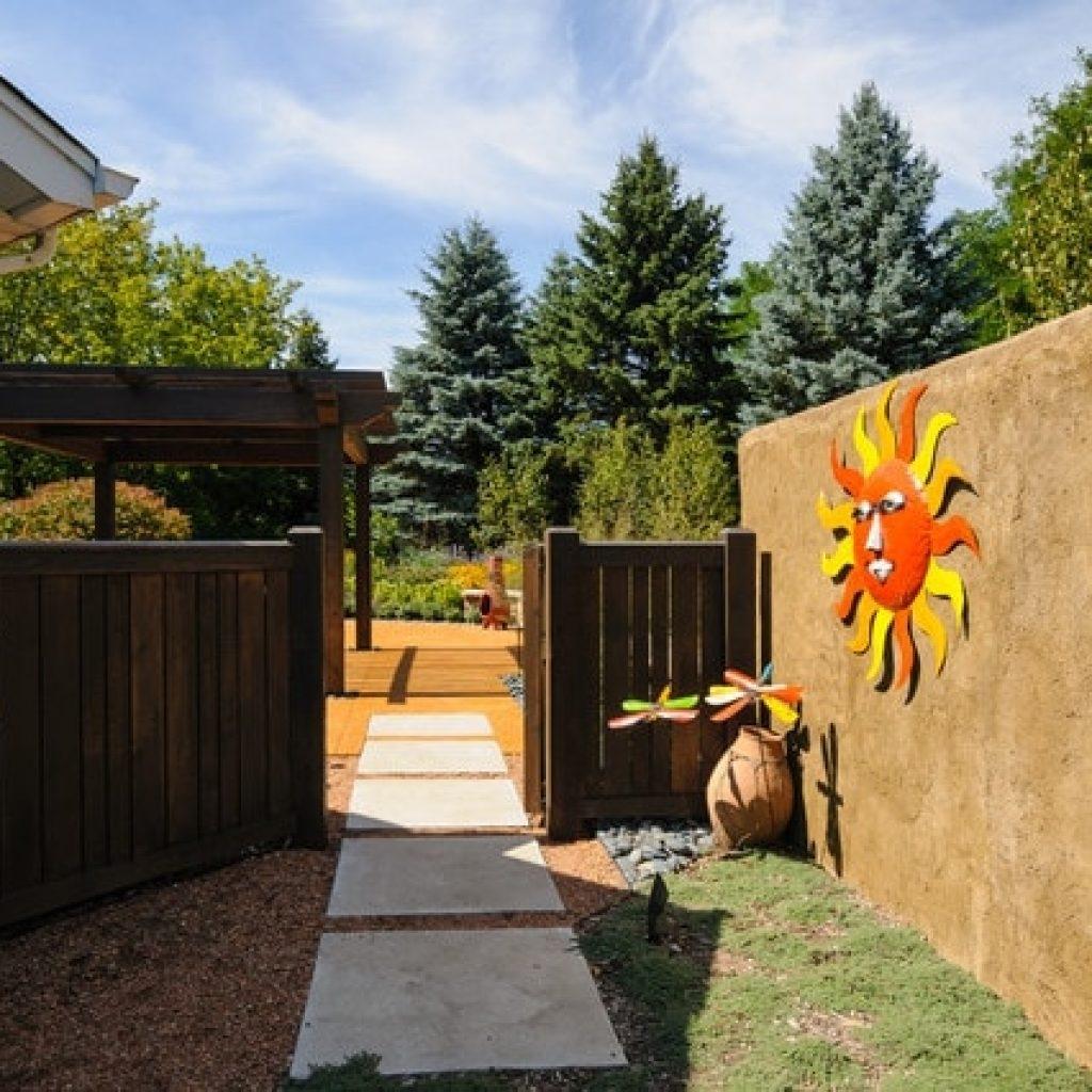 Outdoor Home Wall Decor Sun : Rustic Outdoor Home Wall Decor Throughout 2018 Outdoor Sun Wall Art (View 9 of 15)