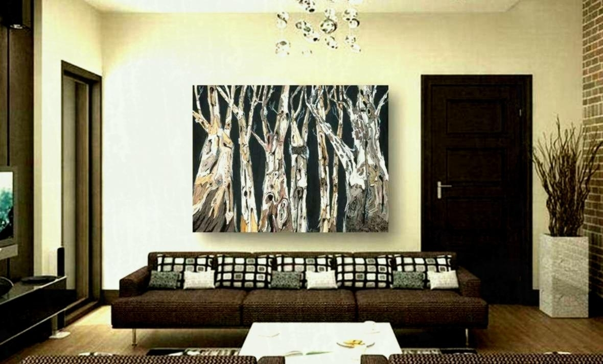 Oversized Wall Art Contemporary Abstract Canvas Art Exhibition With Most Up To Date Cheap Oversized Canvas Wall Art (Gallery 17 of 20)