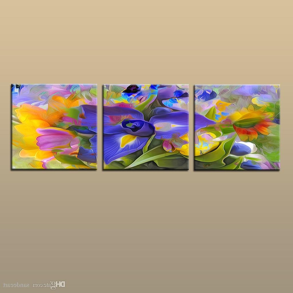 Painting Modern Art Canvas Discount Framed/unframed Large Modern Within Most Recently Released Discount Wall Art (View 17 of 20)