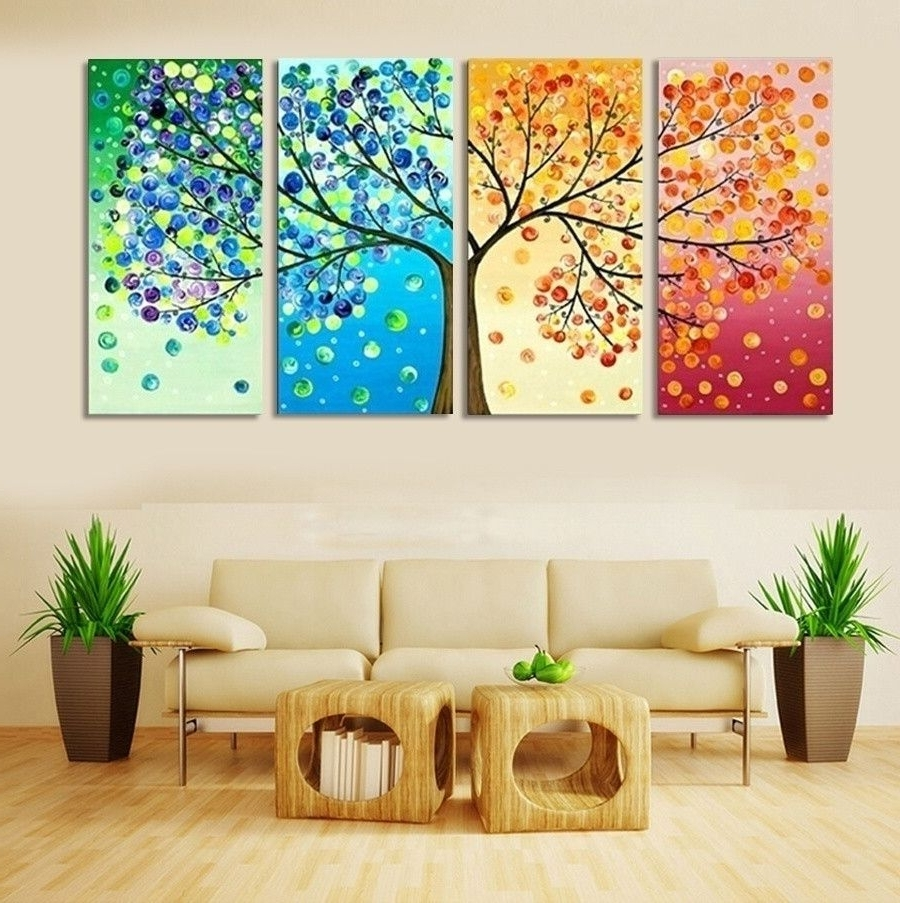 Paintings For Living Room Living Room Wall Decor Abstract Living Throughout Most Popular Living Room Painting Wall Art (View 4 of 20)