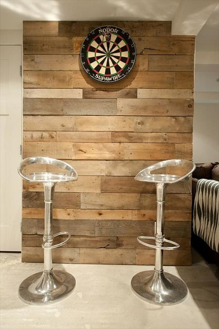 Pallet Wall Art Ideas – Pallet Idea With Regard To Most Recently Released Pallet Wall Art (Gallery 8 of 15)