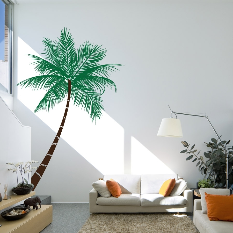 Palm Tree Wall Art Sample : Andrews Living Arts – The Charm Of Palm Throughout Most Recently Released Palm Tree Wall Art (View 16 of 20)