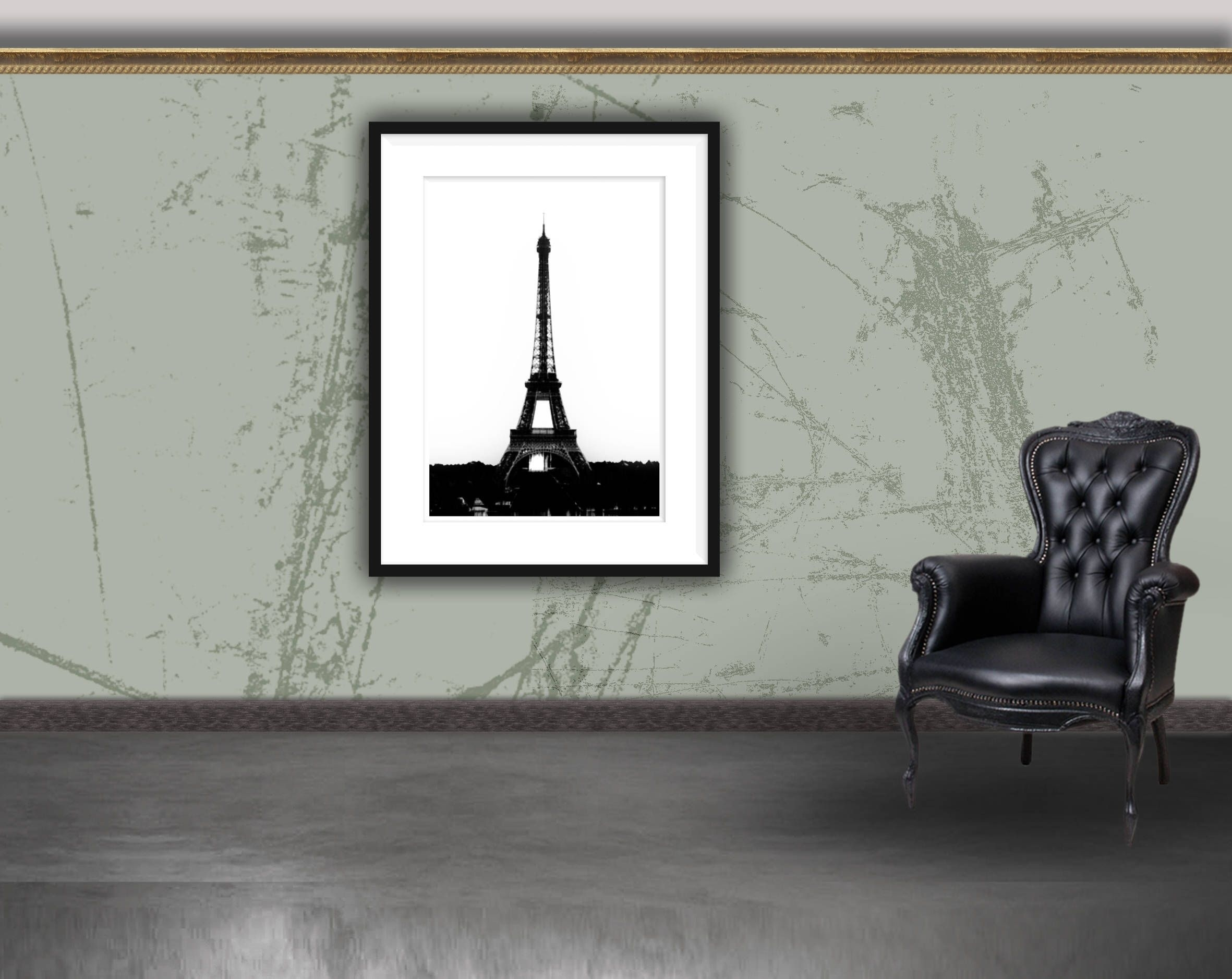 Paris Wall Art | Eiffel Tower Print | Paris Poster | Paris Print With Regard To Most Recently Released Paris Wall Art (View 11 of 15)