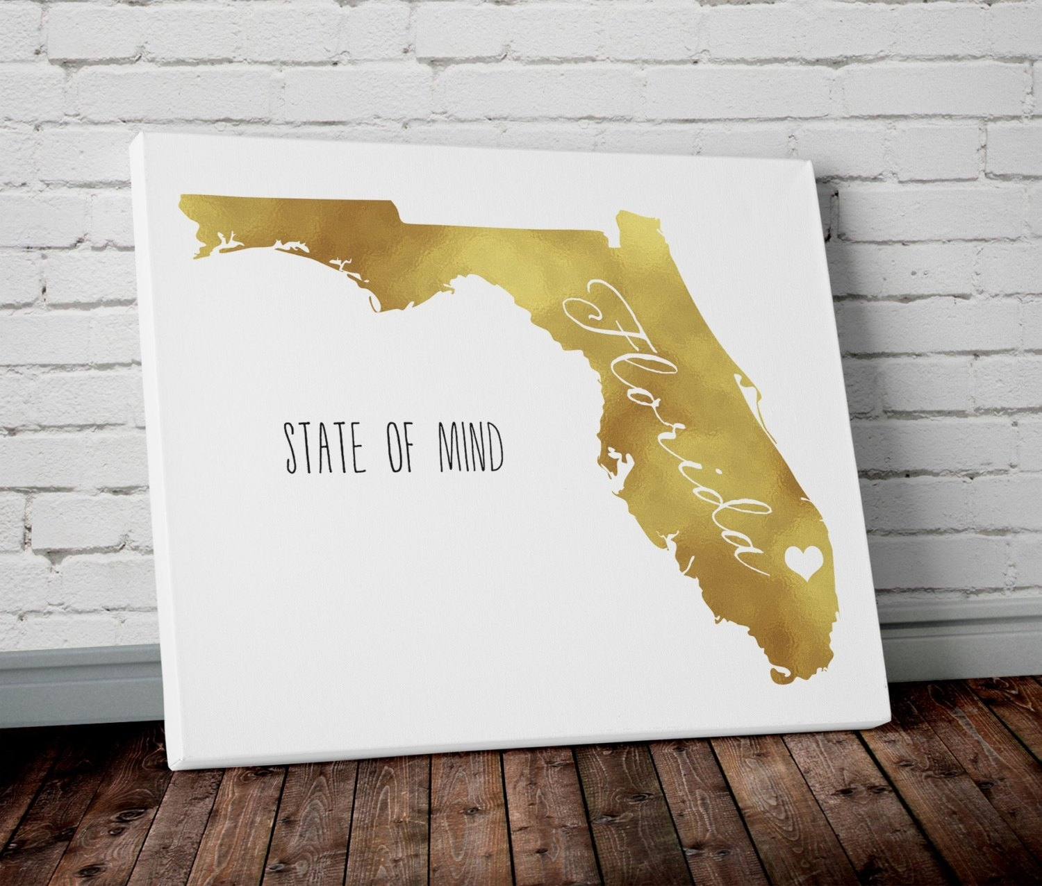 Peaceably Oliver Gal Rose G Feast Canvas Wall Art To Multipurpose Within Current Florida Wall Art (View 13 of 20)