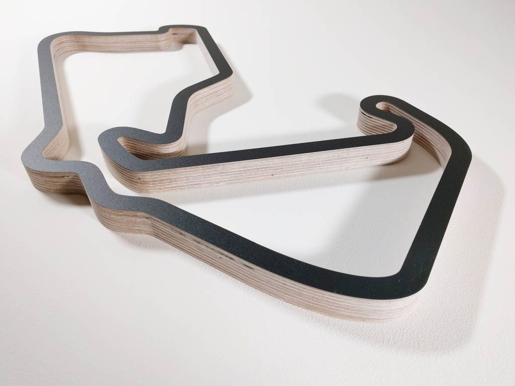 Peachy Design Ideas Race Track Wall Art In Conjunction With Within Inside Current Race Track Wall Art (View 11 of 20)