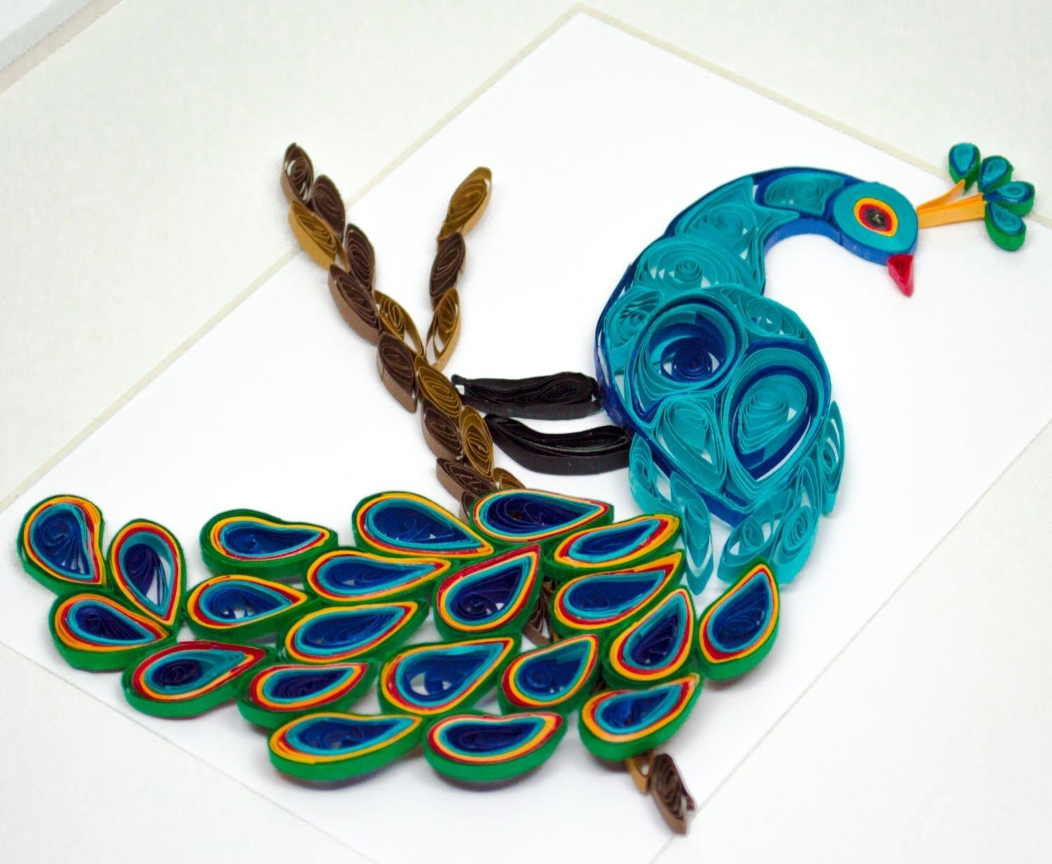 Peacock Wall Decor # Peacock Wall Decor Hanging – Youtube With Current Peacock Wall Art (View 11 of 15)