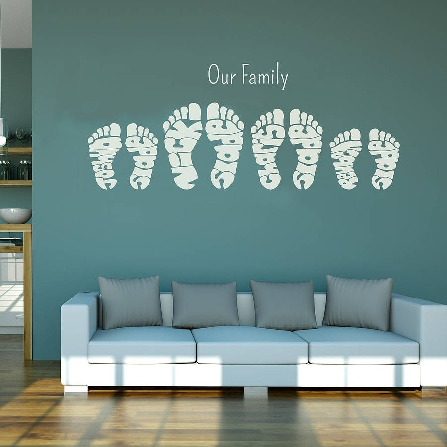 Featured Photo of Wall Art Stickers