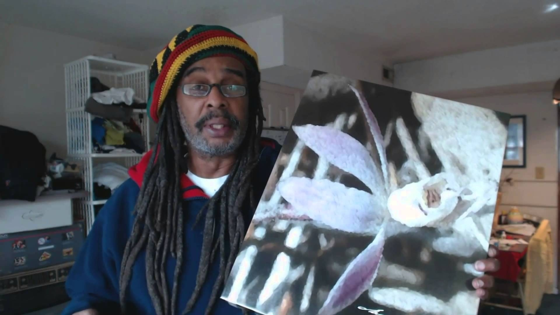 Picasso Goes To Walmart Unboxing Canvas And Wall Art – Youtube Throughout Best And Newest Wall Art At Walmart (View 14 of 20)