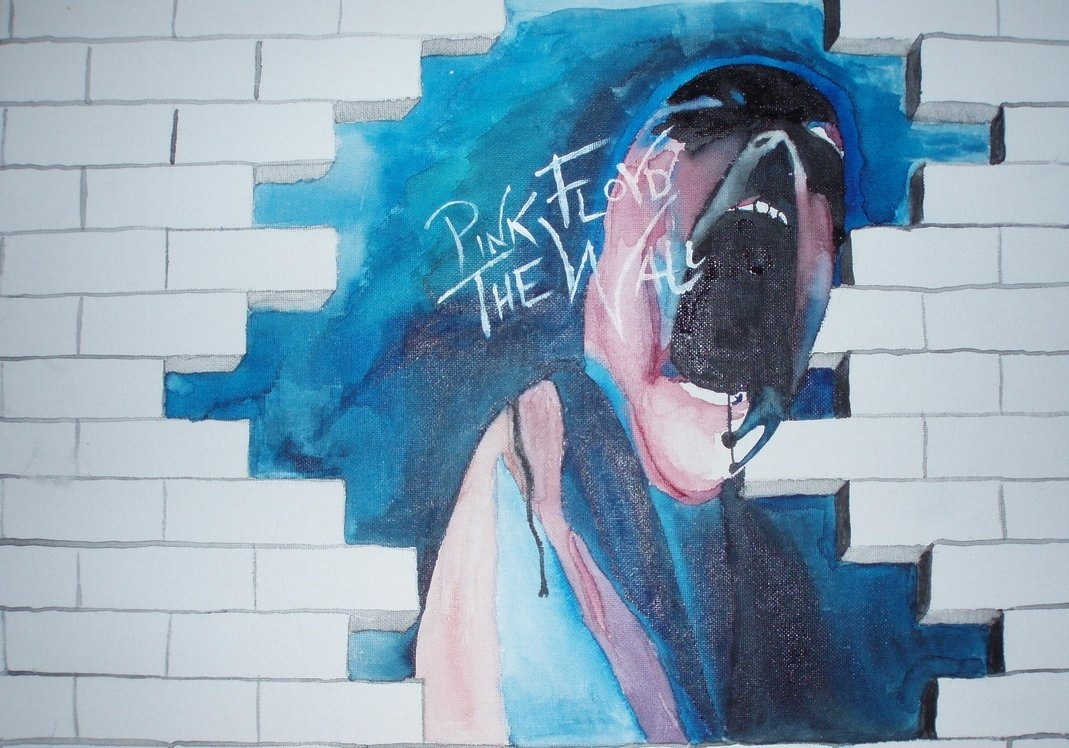Pink Floyd The Wallblowtorchslaughter On Deviantart Regarding 2017 Pink Floyd The Wall Art (View 6 of 20)