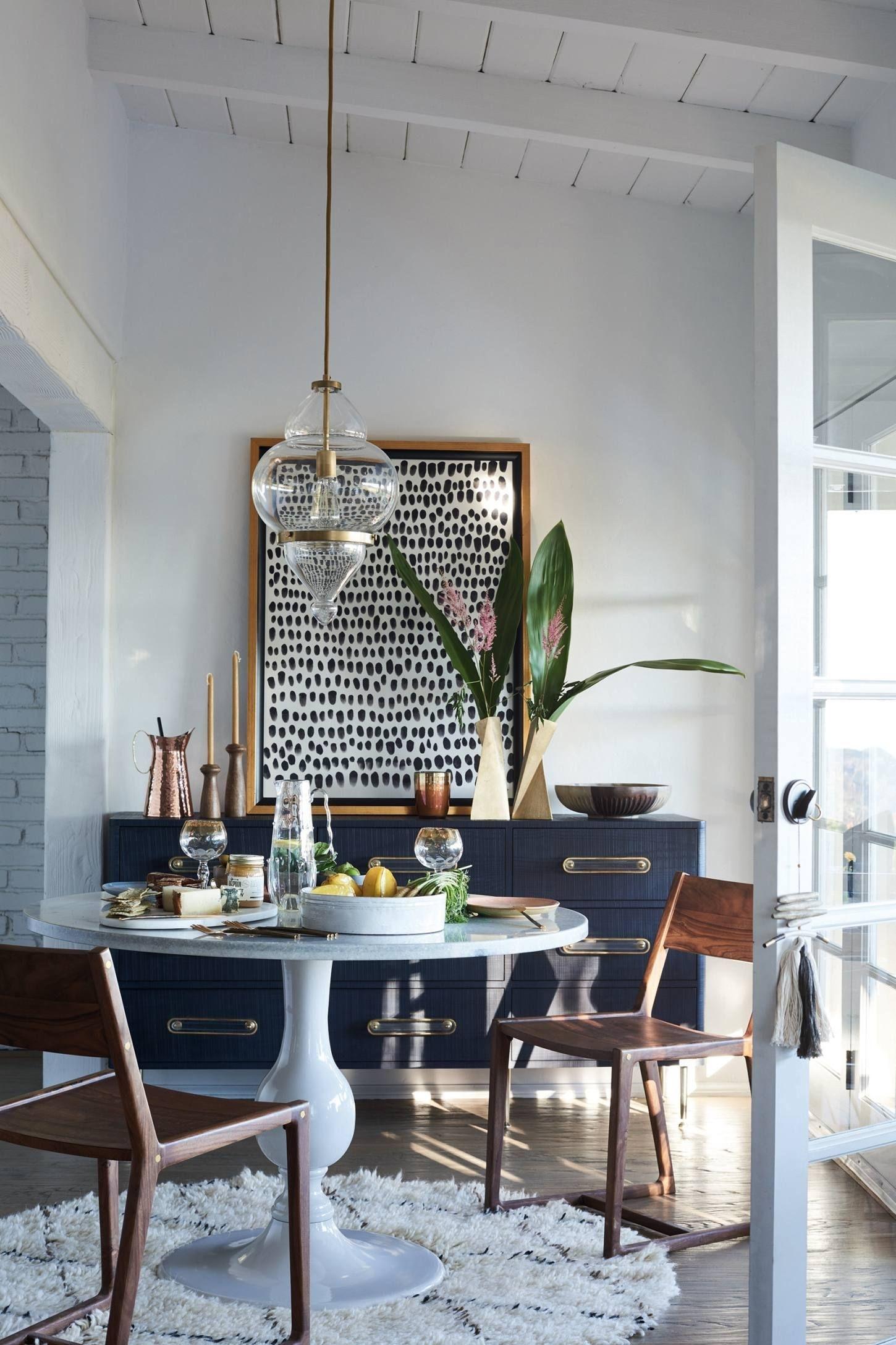 Pointillism Wall Art | New House | Pinterest | Anthropologie Regarding 2018 Dining Room Wall Art (Gallery 13 of 15)