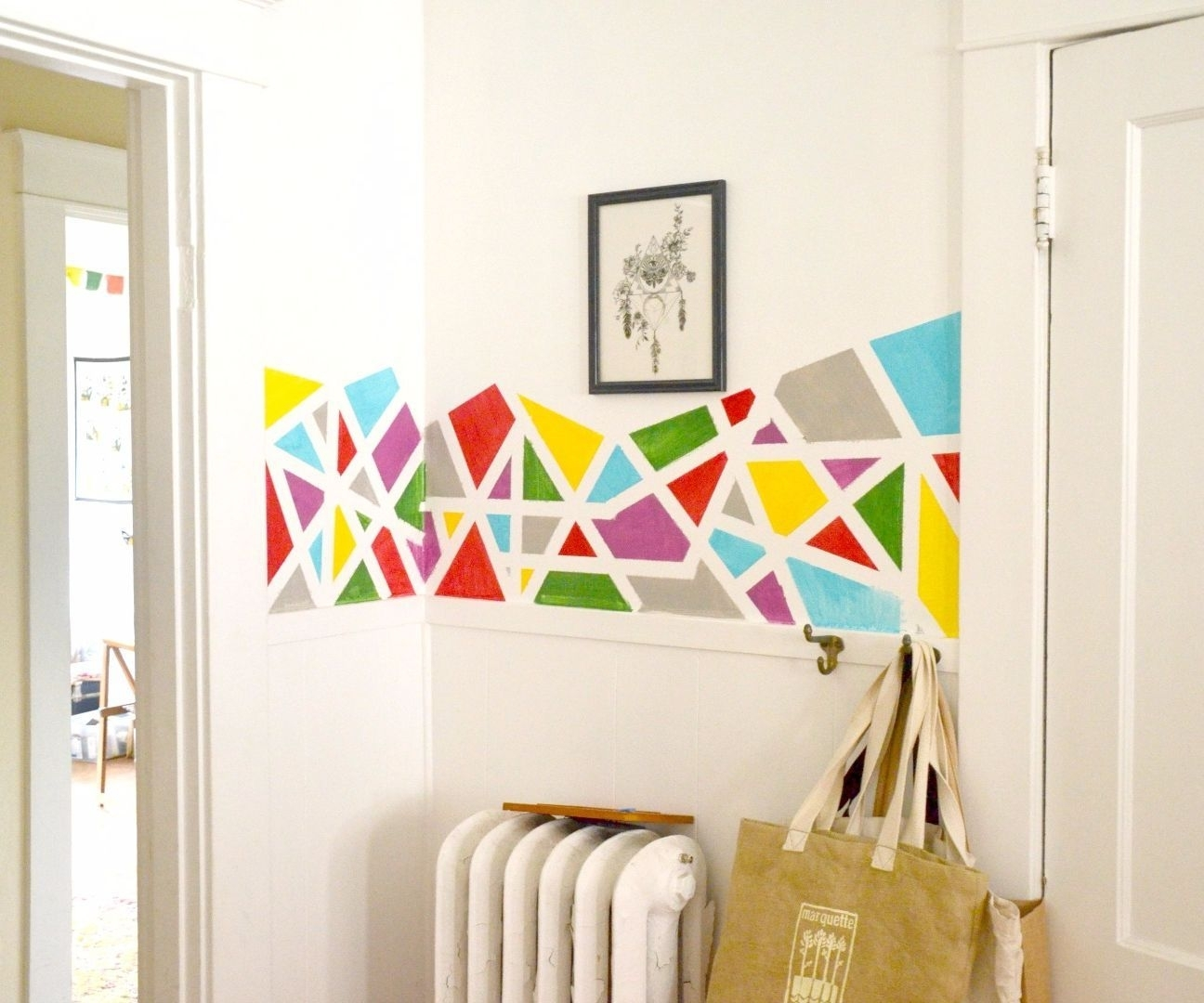 Popular Geometric Wall Art — Zachary Horne Homeszachary Horne Homes Within Recent Geometric Wall Art (View 17 of 20)