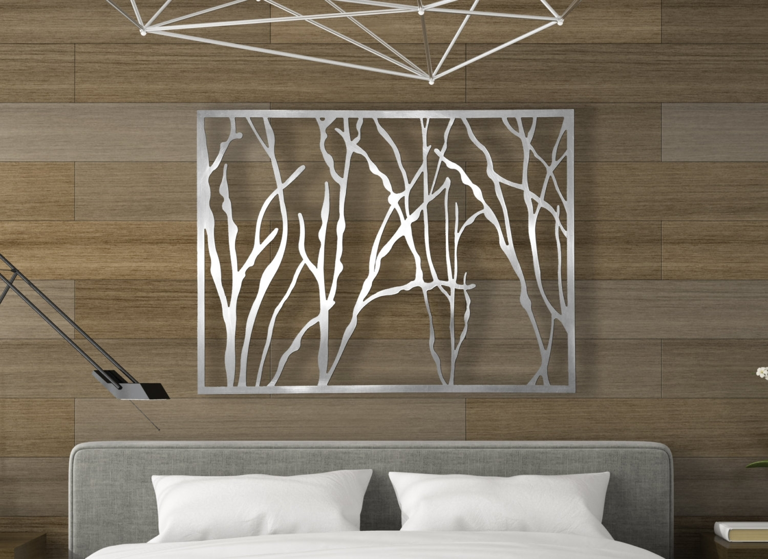 Popular Metal Wall Art Panels : Andrews Living Arts – Good Design Intended For 2017 Wall Art Panels (View 8 of 20)