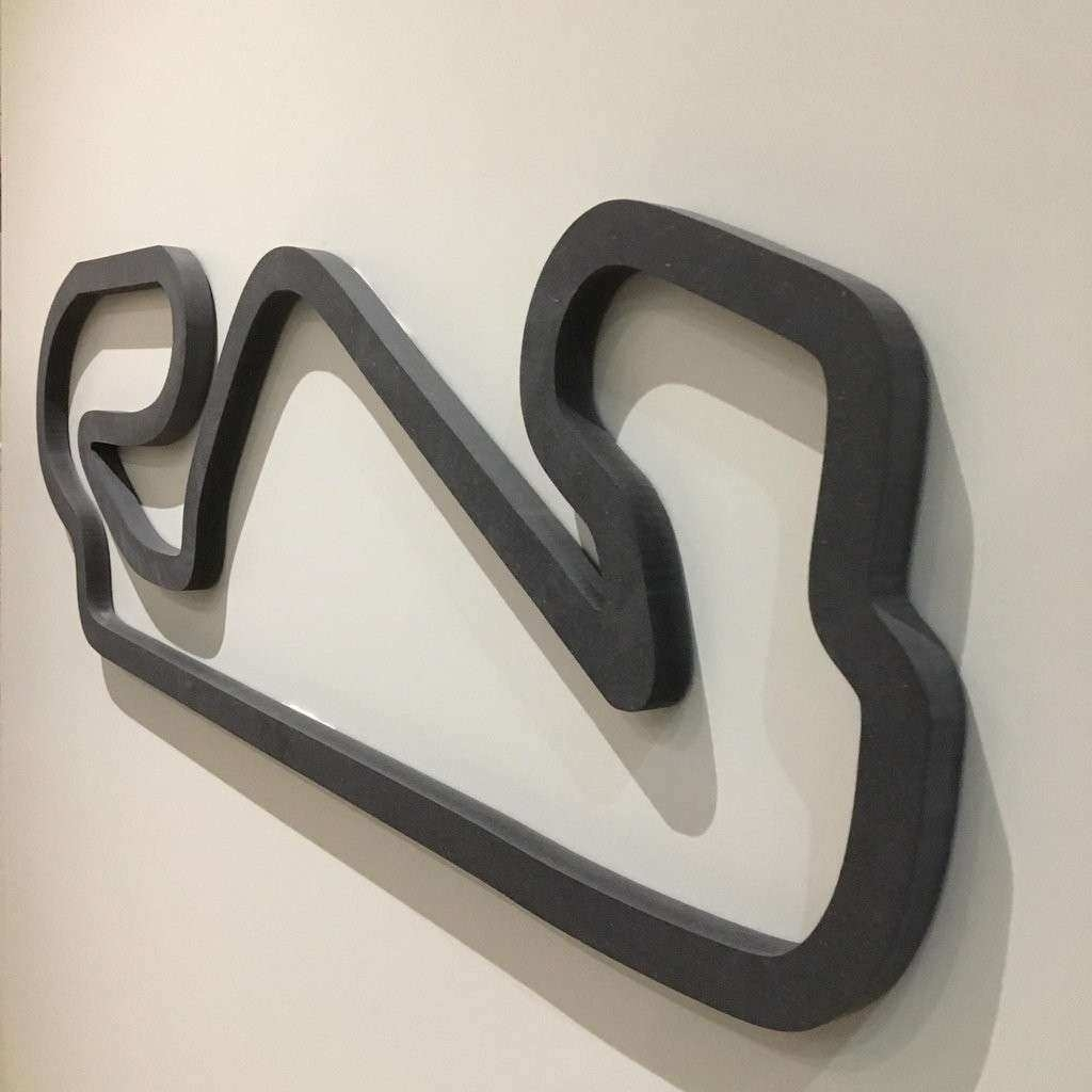 Race Track Wall Art – The Best Wall 2018 Within Current Race Track Wall Art (View 13 of 20)