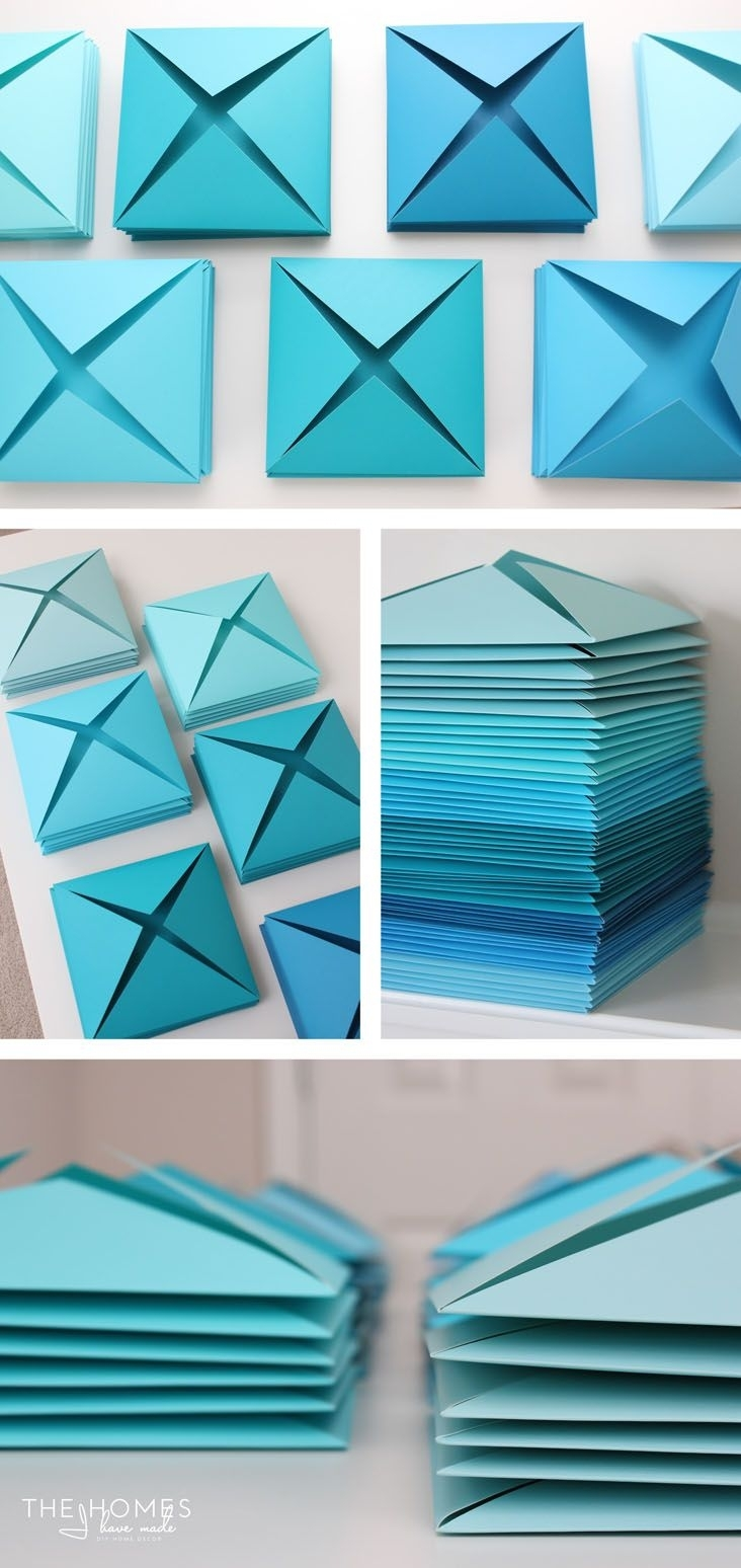 Featured Photo of Paper Wall Art