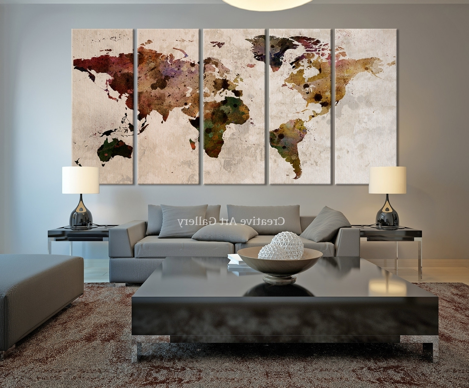 Rustic Wall Decor Ideas To Help You Add Rustic Beauty To Your Inside Best And Newest Large Rustic Wall Art (Gallery 15 of 20)