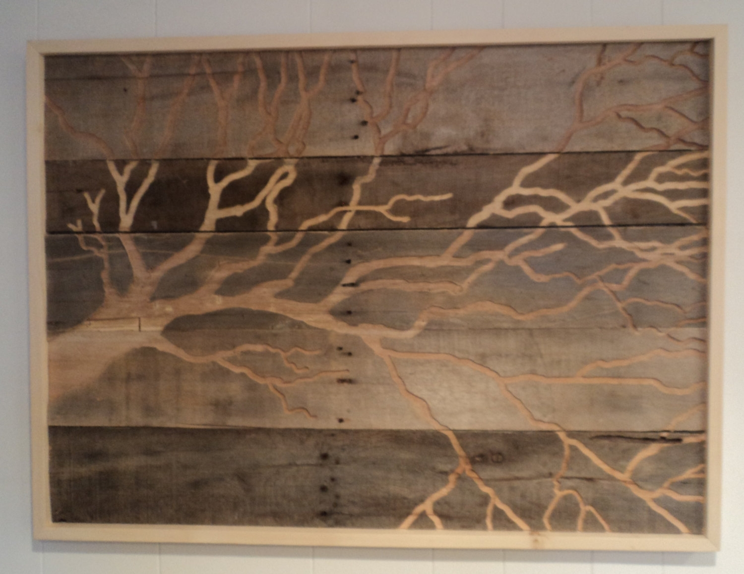 Rustic Wood Wall Decor – Wood Ideas Throughout Most Current Rustic Wall Art (View 2 of 15)