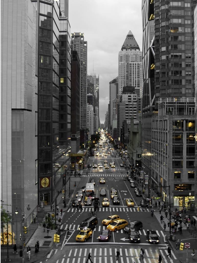 Saatchi Art: New York City Photograph, Nyc Skyline, Wall Art Decor With Best And Newest Nyc Wall Art (View 14 of 20)