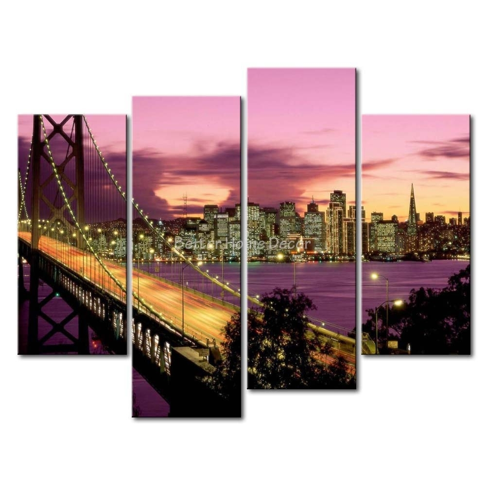 San Francisco Wall Art Nice Designs 3 Piece Painting – Mycraftingbox In 2018 San Francisco Wall Art (View 16 of 20)