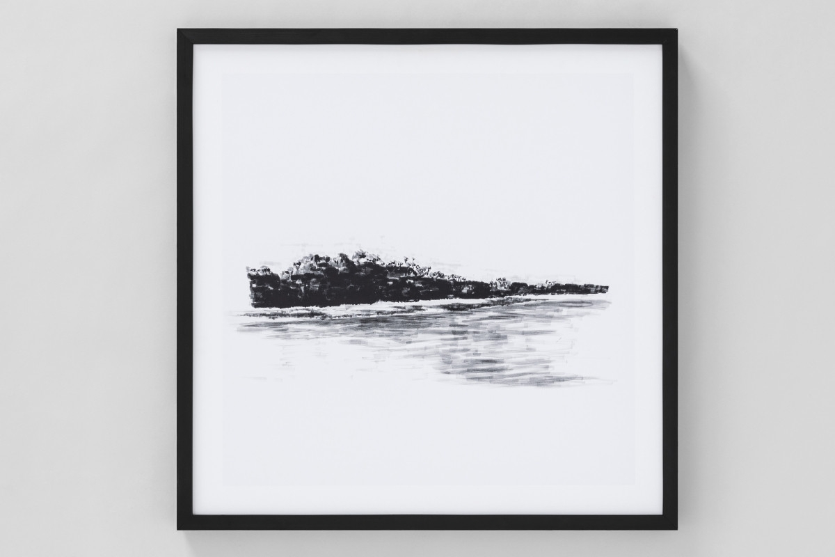 Sheridan Snapper Island Framed Wall Art In Most Recent Long Island Wall Art (View 15 of 20)
