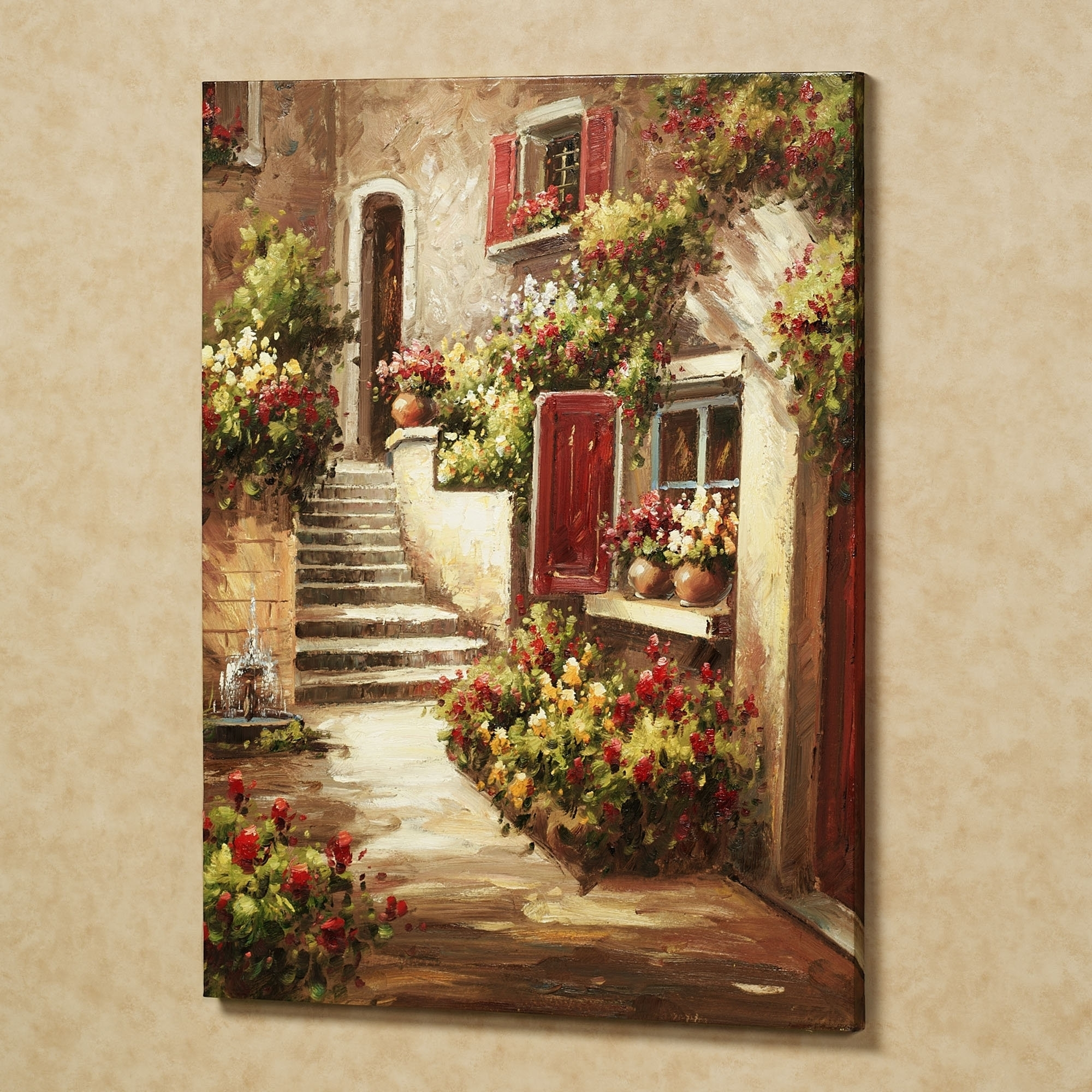Showing Photos Of French Country Wall Art Prints View 7 15 Fair For Most Up To Date Country Wall Art (View 7 of 20)