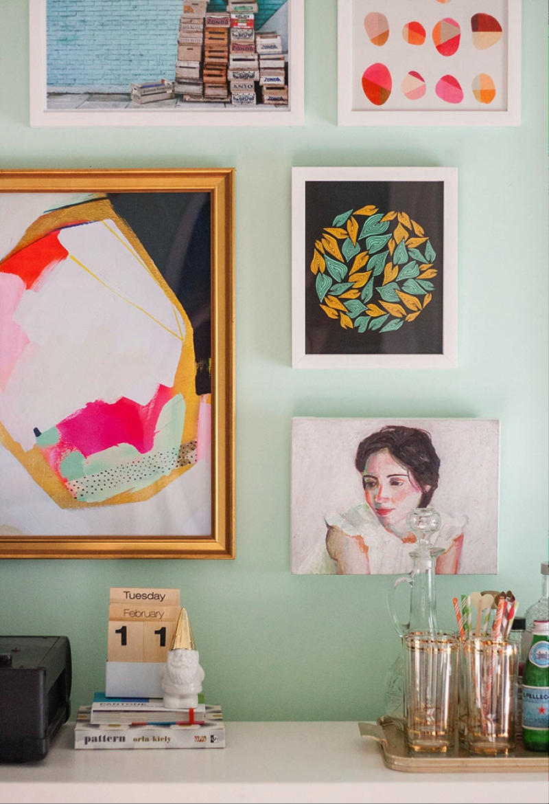 Six Steps | Artfully Walls With Most Popular Artfully Walls (View 6 of 15)