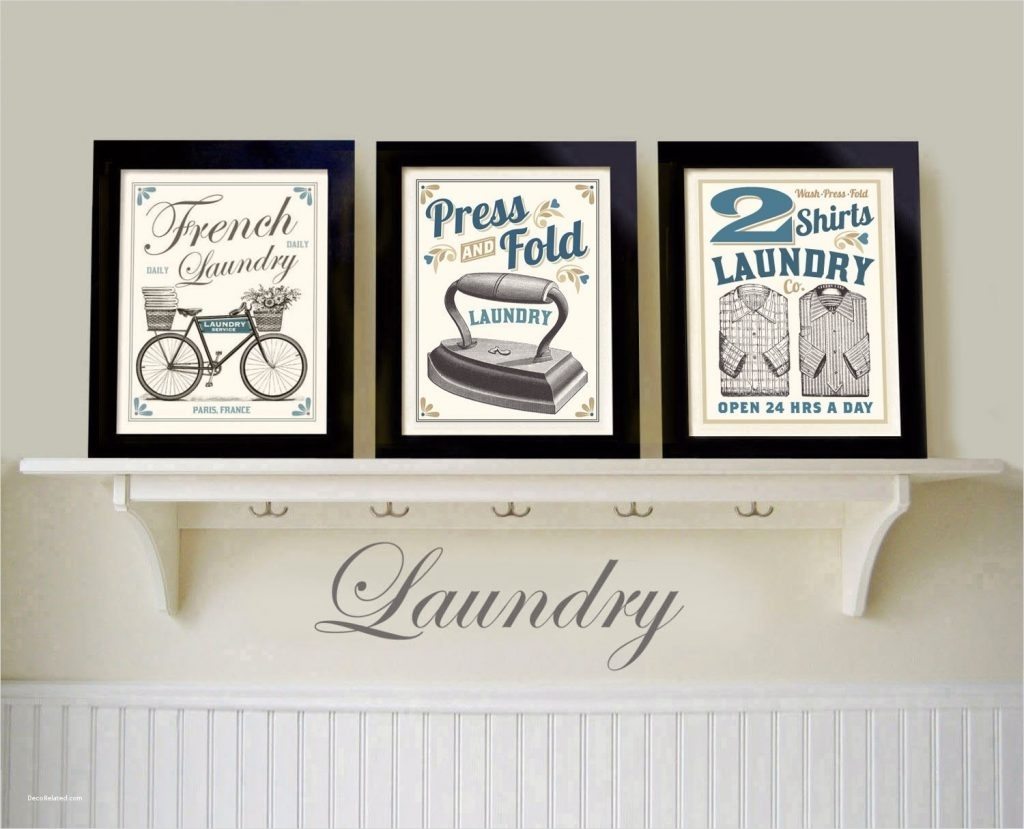 Sofa Ideas. Laundry Room Wall Decor – Best Home Design Interior 2018 For Most Up To Date Wall Art Decors (Gallery 12 of 15)