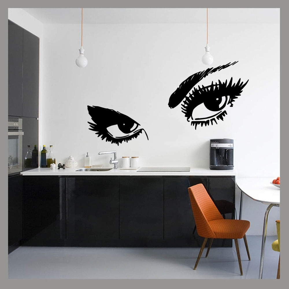 Sofa Ideas. Wall Art Eyes – Best Home Design Interior 2018 Within Most Recently Released Popular Wall Art (Gallery 13 of 20)
