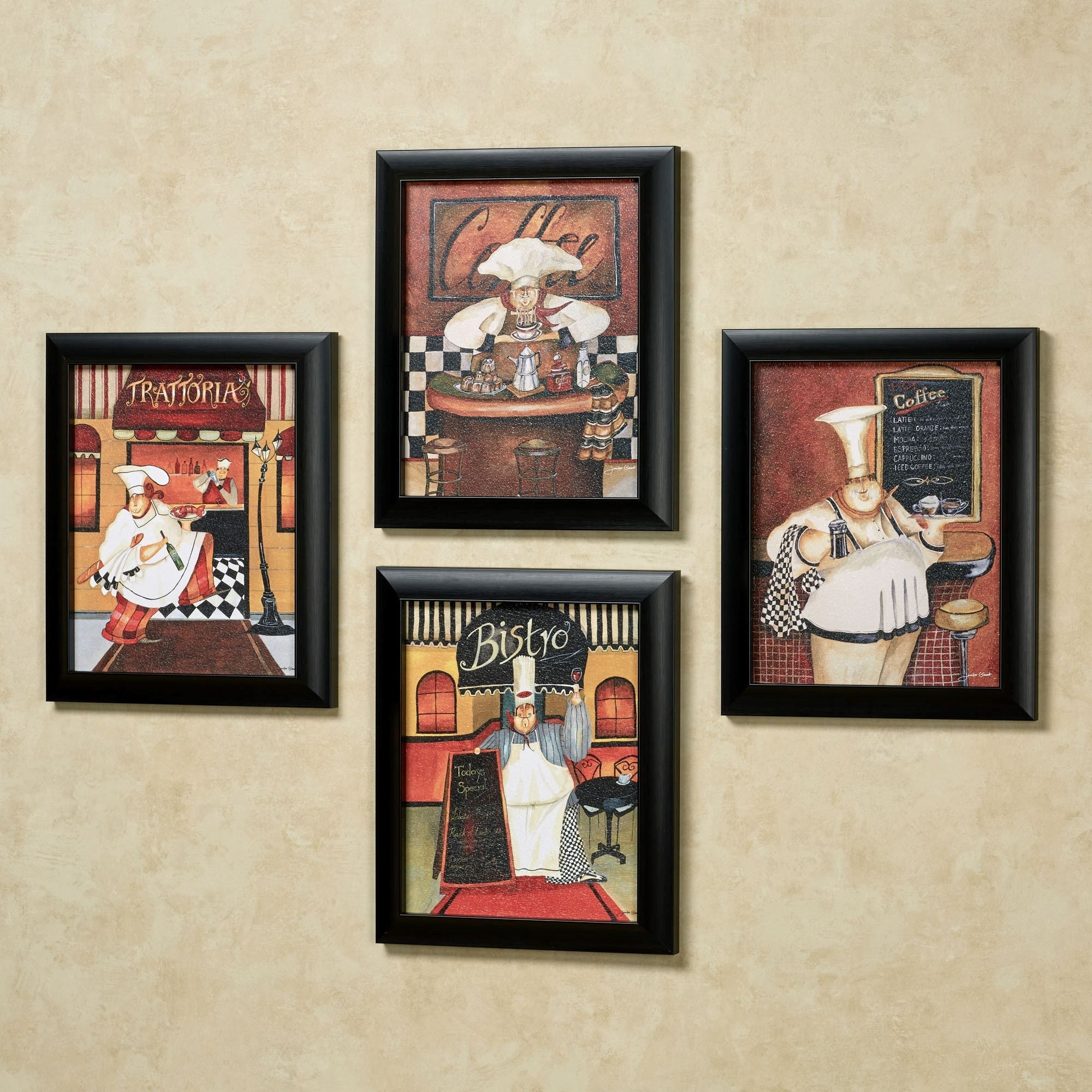 Sonoma Chef Framed Wall Art Set Within Most Up To Date Wall Art Sets (View 8 of 15)