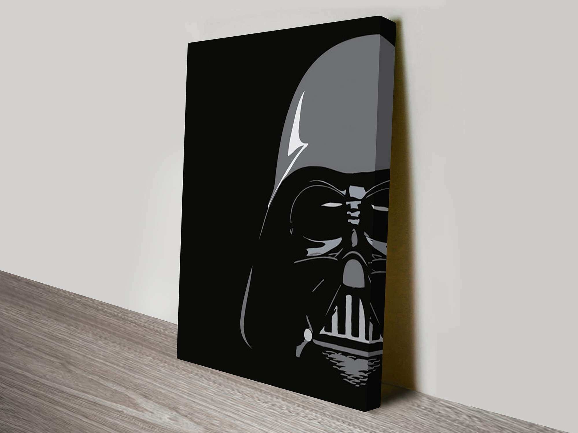 Star Wars Canvas Wall Art Unique Darth Vader Pop Art Canvas Prints In 2017 Darth Vader Wall Art (View 14 of 20)