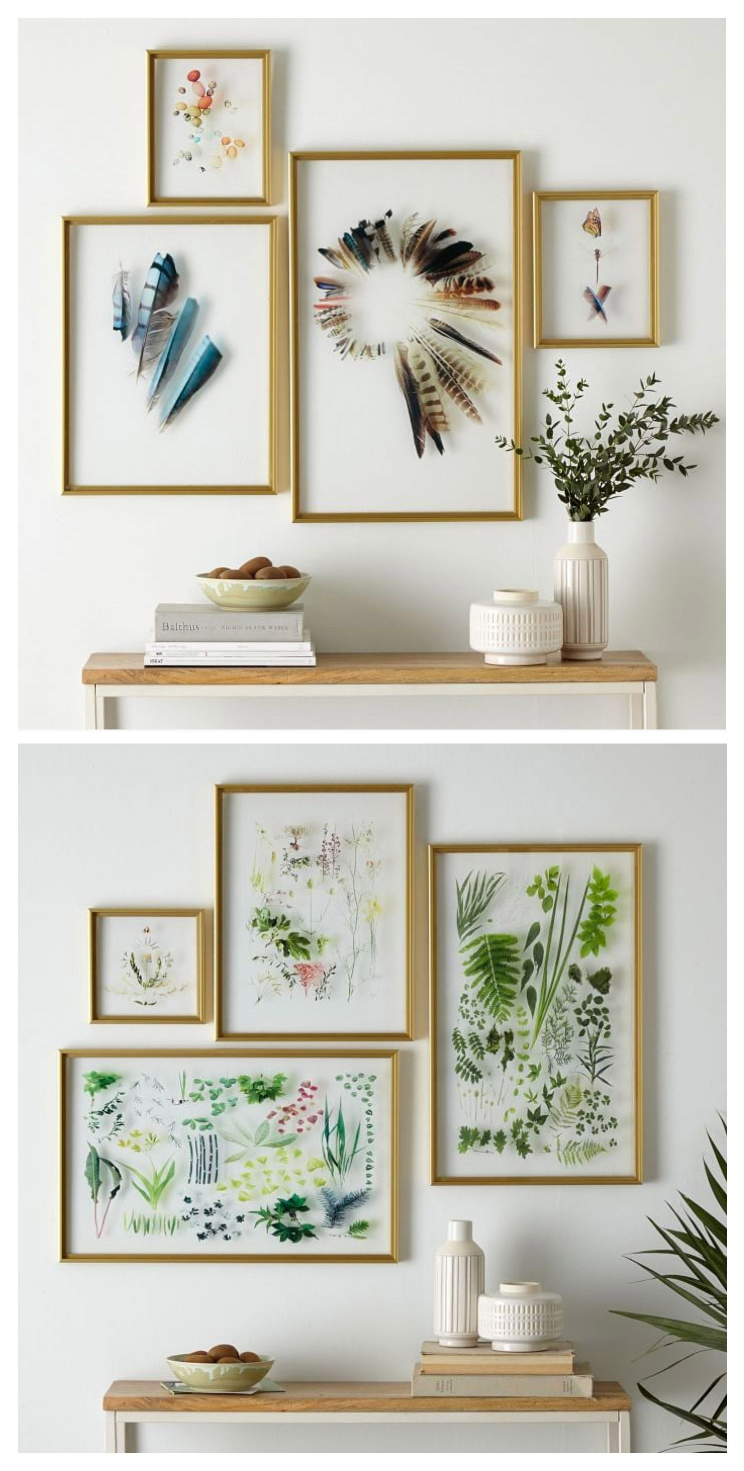 Still Acrylic Wall Art – Spring Botanicals | A Bit About Me With Regard To Most Recent West Elm Wall Art (View 14 of 20)