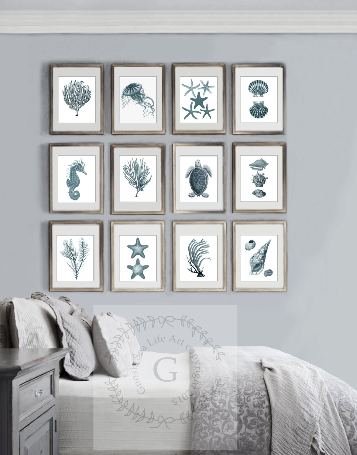 Stunning Design Ideas Coastal Wall Art 20 Of Canvas Crate Barrel Pertaining To Most Recent Crate And Barrel Wall Art (Gallery 11 of 20)