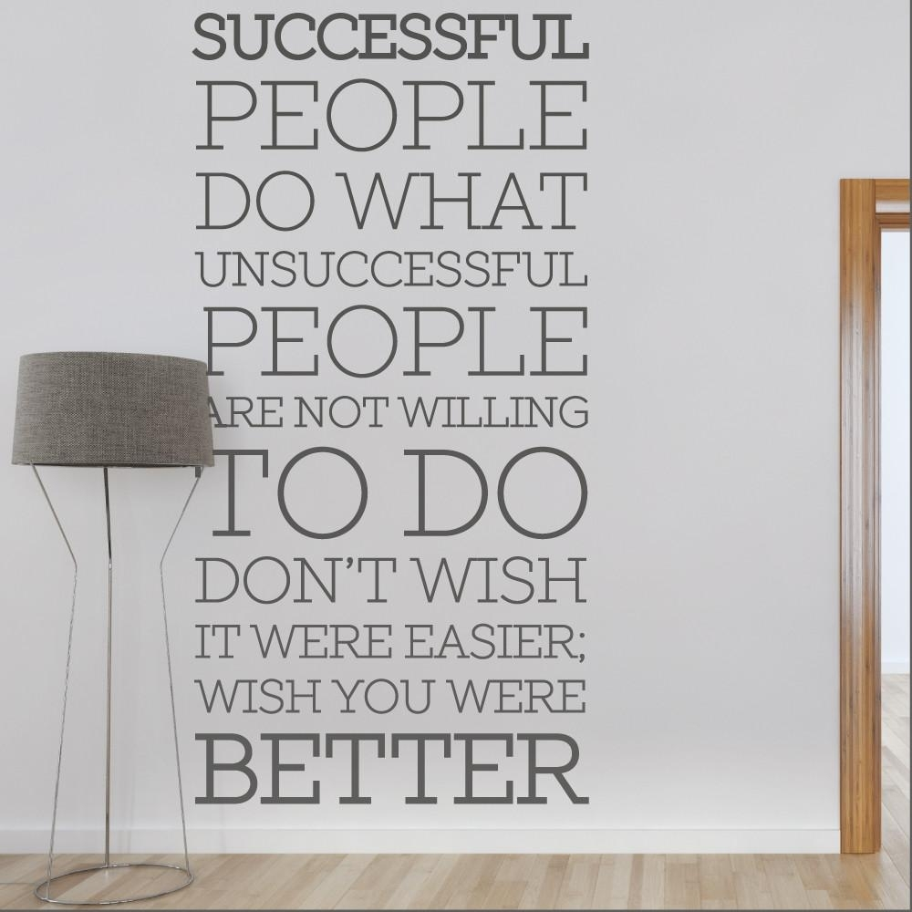 Successful Motivational Wall Art : Andrews Living Arts – Cool Ideas With Regard To 2017 Motivational Wall Art (Gallery 3 of 20)
