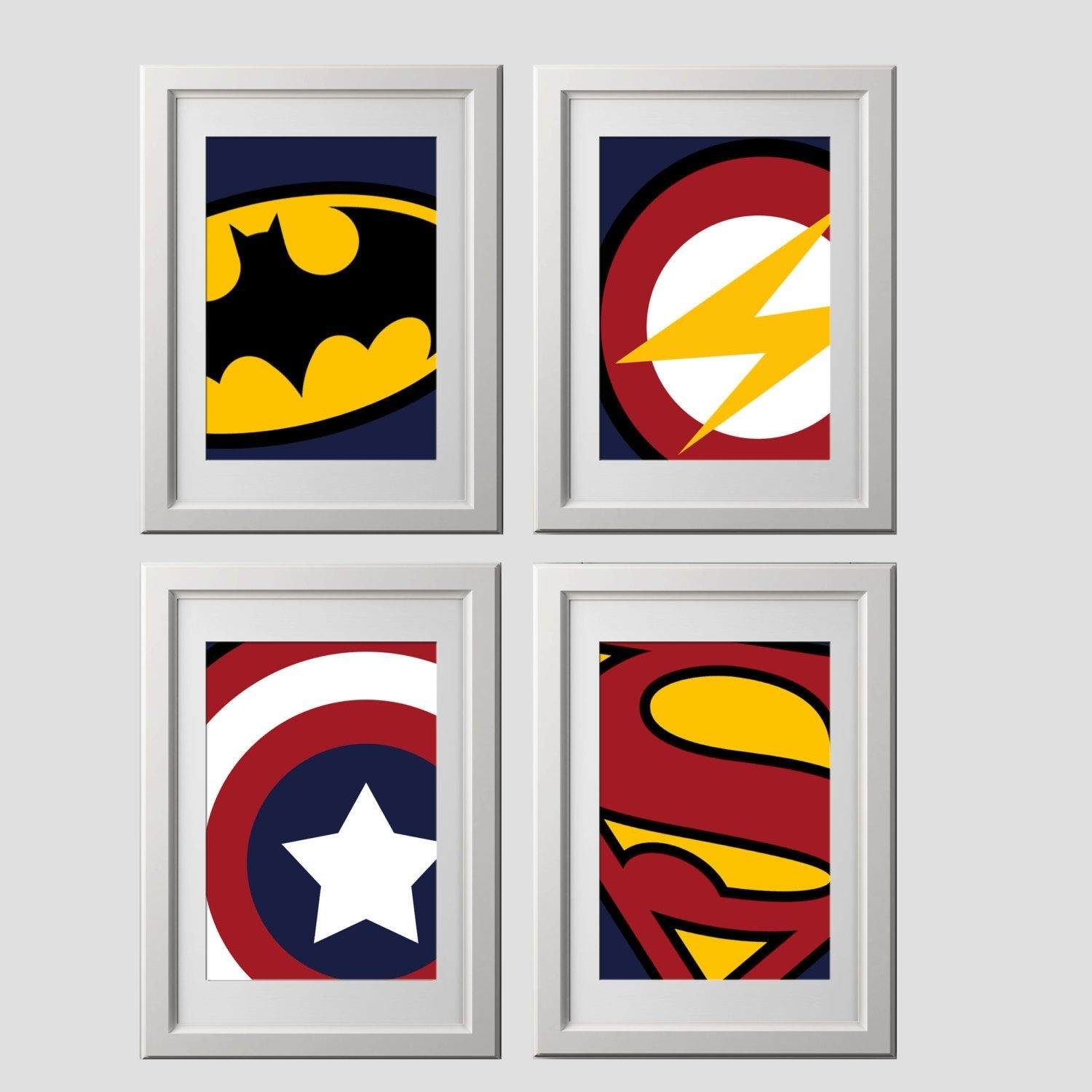 Superhero Wall Art Prints, Super Hero Wall Art Prints, High Quality Within Latest Superhero Wall Art (Gallery 4 of 20)