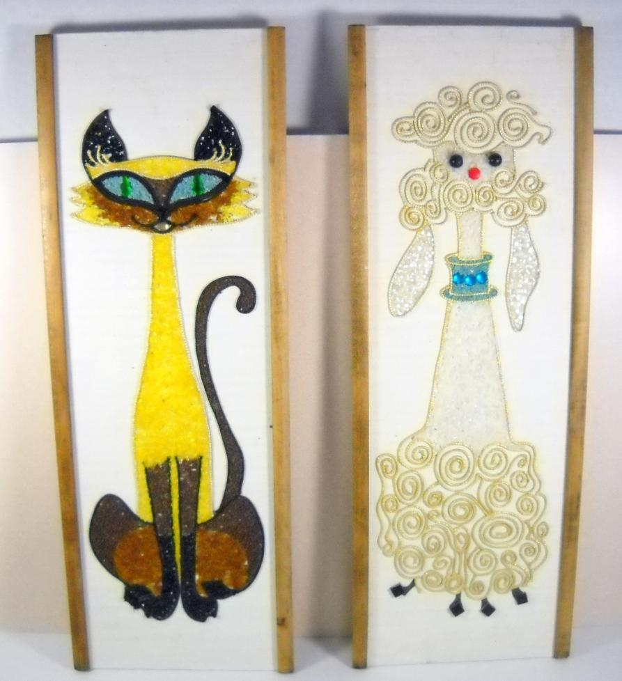 The Appeal Of Mid Century Wall Art | Chic Vintage Goods For 2017 Mid Century Wall Art (View 5 of 20)