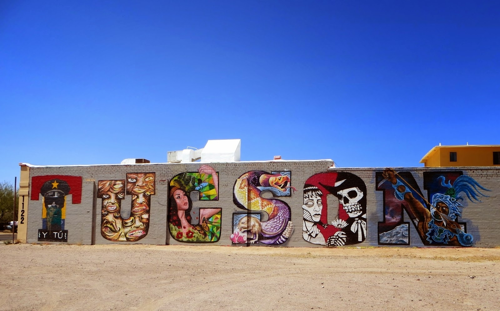 The Daily Rant: Art In The Old Pueblo In Most Recently Released Arizona Wall Art (View 16 of 20)